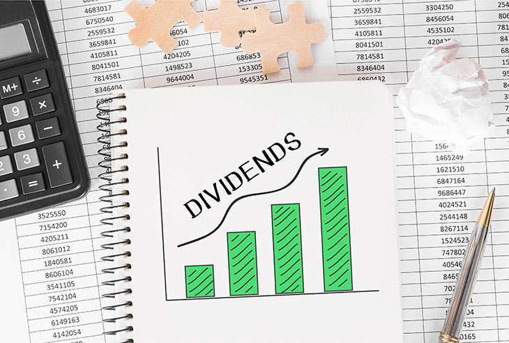 which stocks pay dividends?
