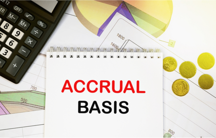 What is accrual basis accounting