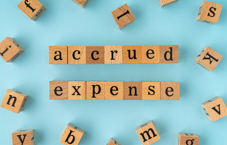 What are accrued expenses