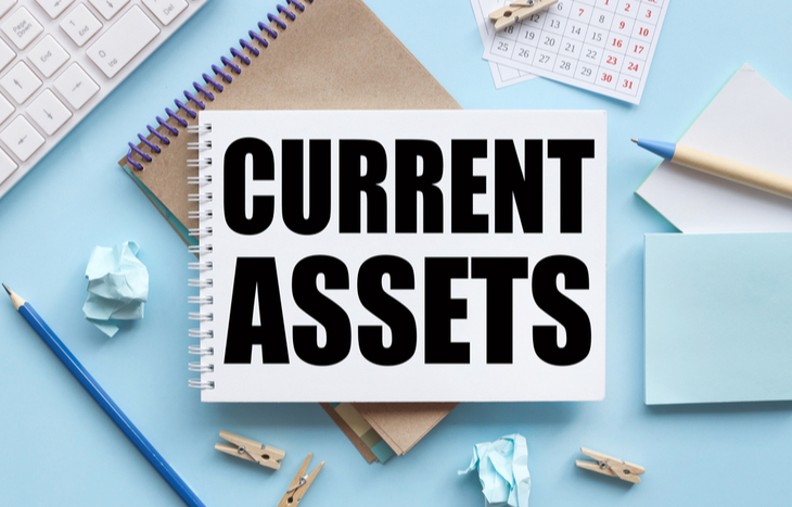 There are many types of current assets