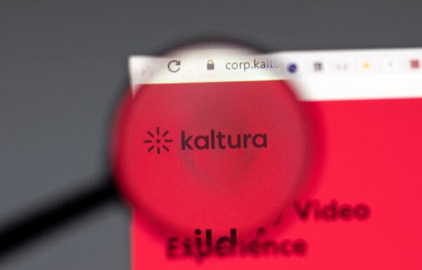 Kaltura IPO: The Zoom Rival Has Hit the Nasdaq Exchange