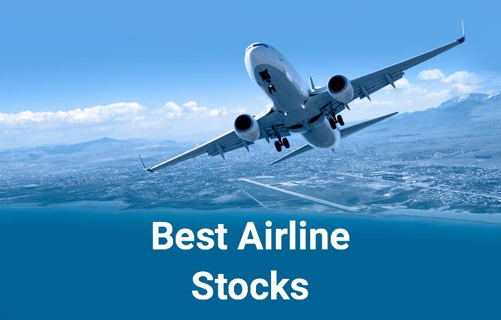 best airline stocks flying higher