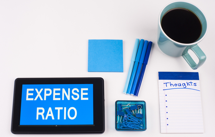 You need to know the expense ratio