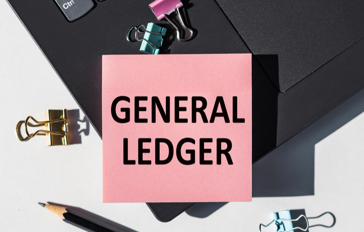 What is a general ledger