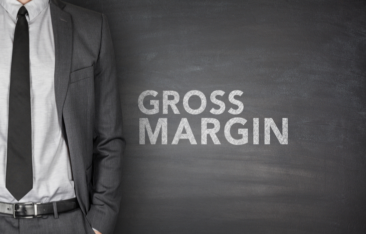 Learn about a business and its gross margin