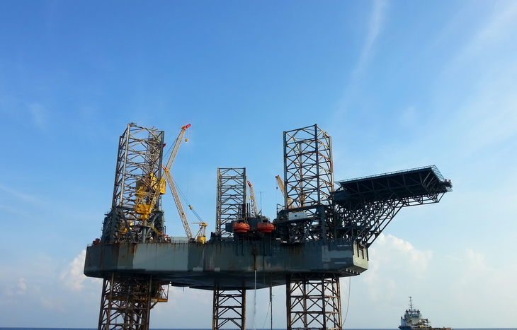offshore oil rig and best oil penny stocks opportunity