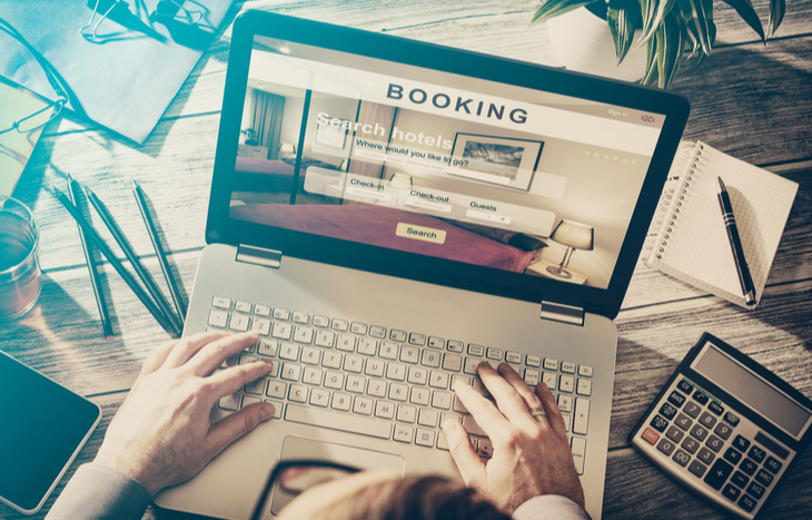 searching for the best hotel stocks