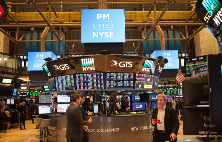The NYSE is a major stock exchange