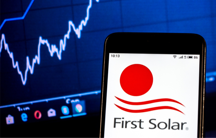 First Solar is one of the best stocks to buy in August