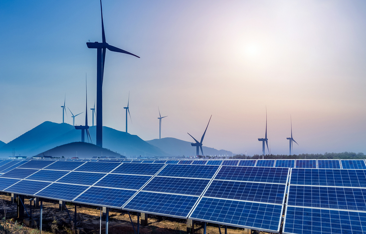 Brookfield Renewable stock
