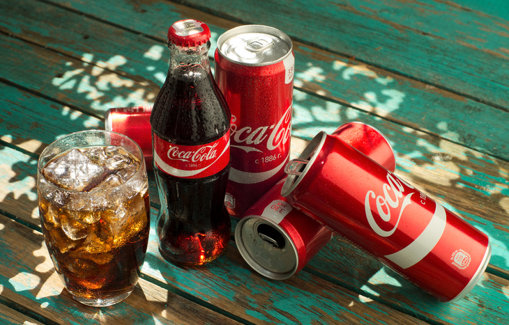 Coca-Cola stock forecast looking at popular product sales