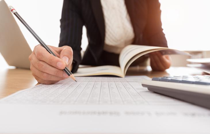 The process of an internal audit