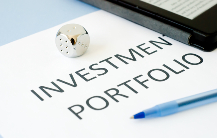 The numbers behind an investment portfolio