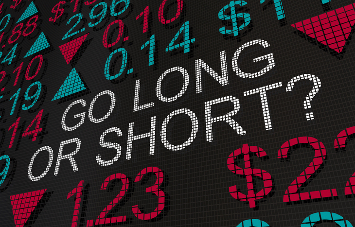 Holding a long position is a common play by investors